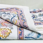 Bold Flowers Tablecloth