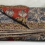 Paisley Medallion Tablecloth