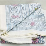 Pastel Floral Tablecloth