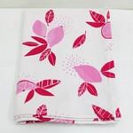 Pink Citrus Tea Towel