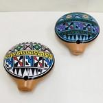 Inca Ceramic Ocarina Flute (Medium)
