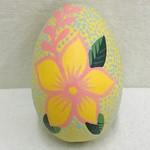 Yellow Shaker Egg