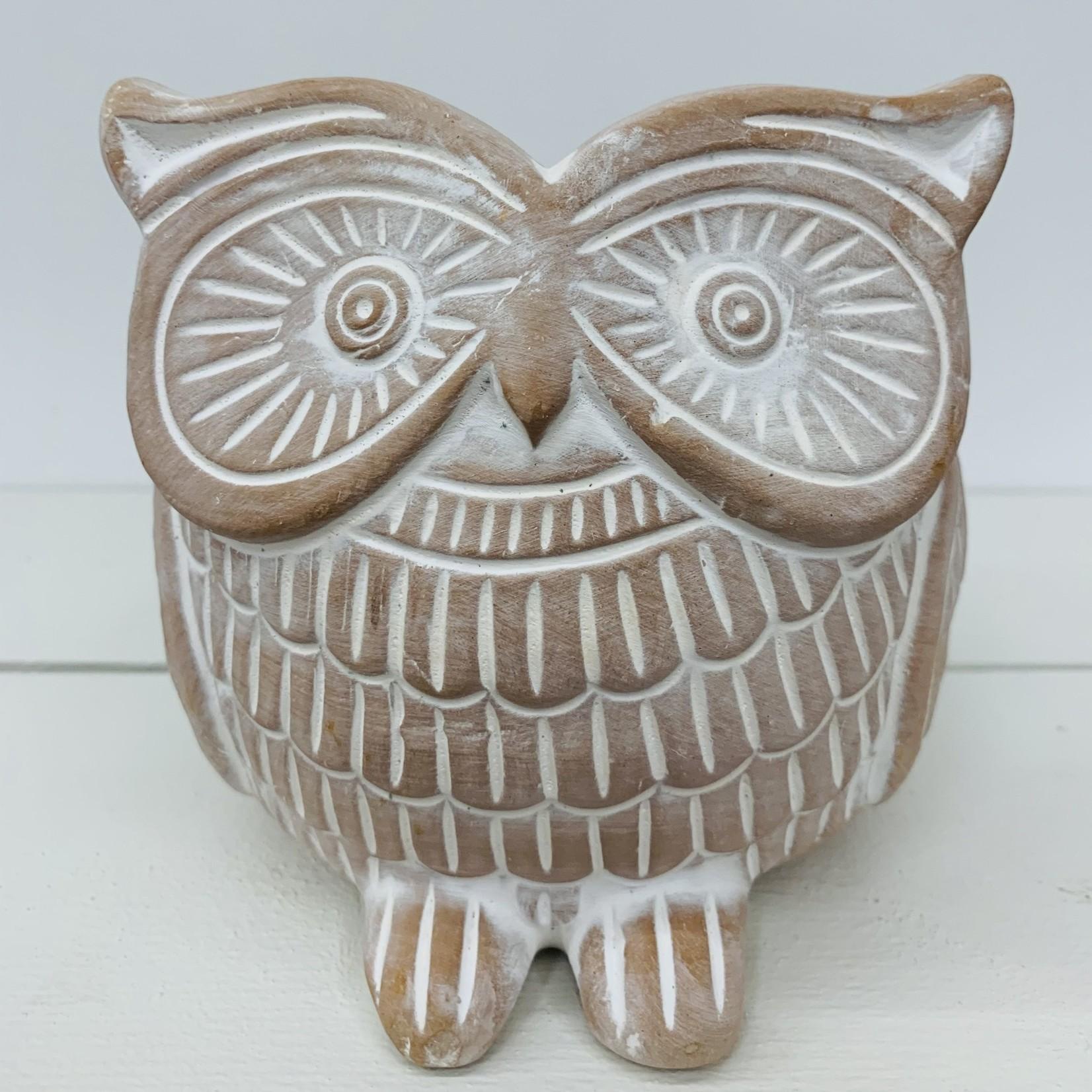 Owl Planter, Bangladesh