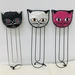 Capiz Cat Bookmark, Philippines