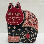 Cat Leather Bank