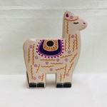 Matr Boomie Llama Leather Bank, India
