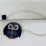 Measured Wisdom Owl Tape Measure,  Vietnam