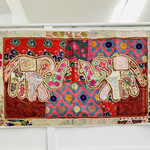 Elephant Tapestry, India