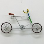Wired Bicycle Key Holder