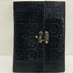 Black Beauty Embossed Journal