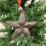 Metal Star Ornament, Haiti