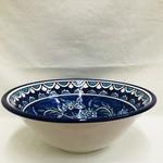 Flower Garden Ceramic Bowl