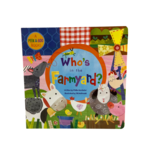 Fire the Imagination Who's in the Farmyard? - Board Book