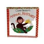 Fire the Imagination Animal Rhymes - Board Book