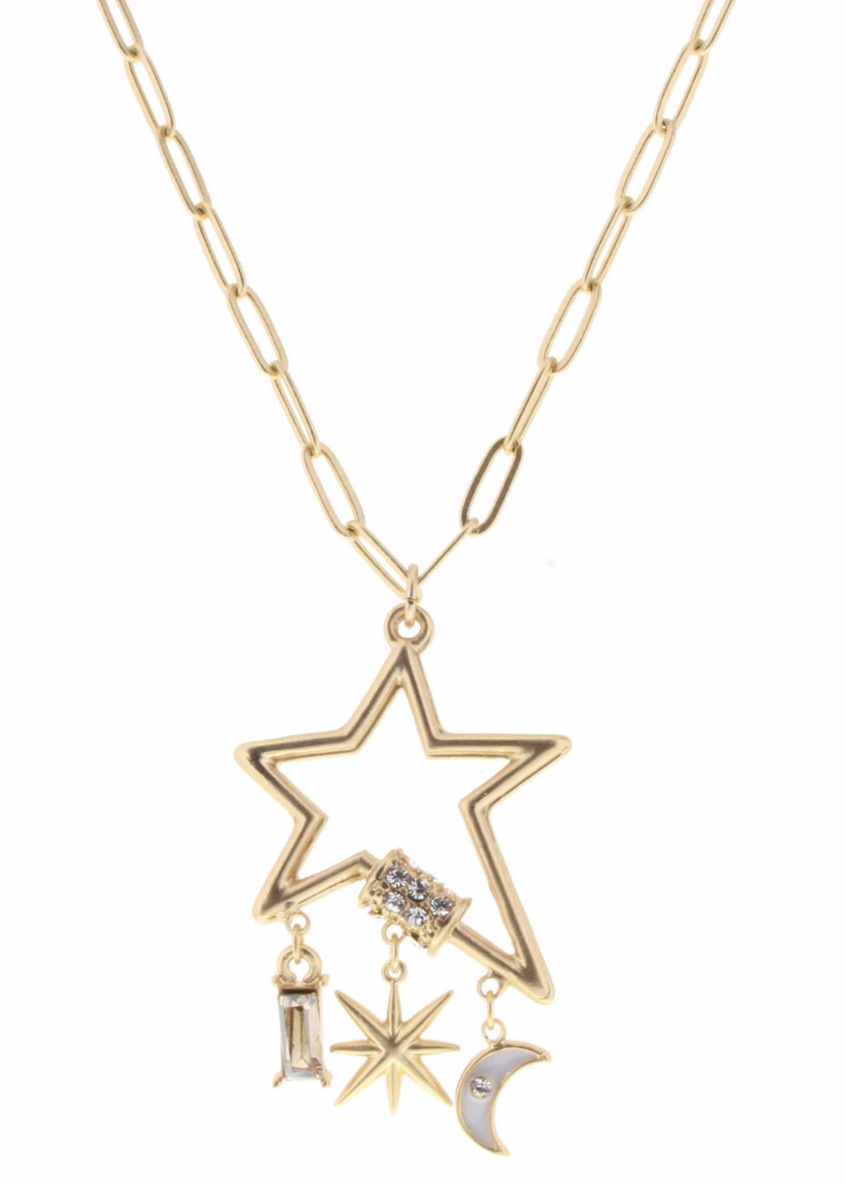 Jane Marie Charlotte Necklace Collection