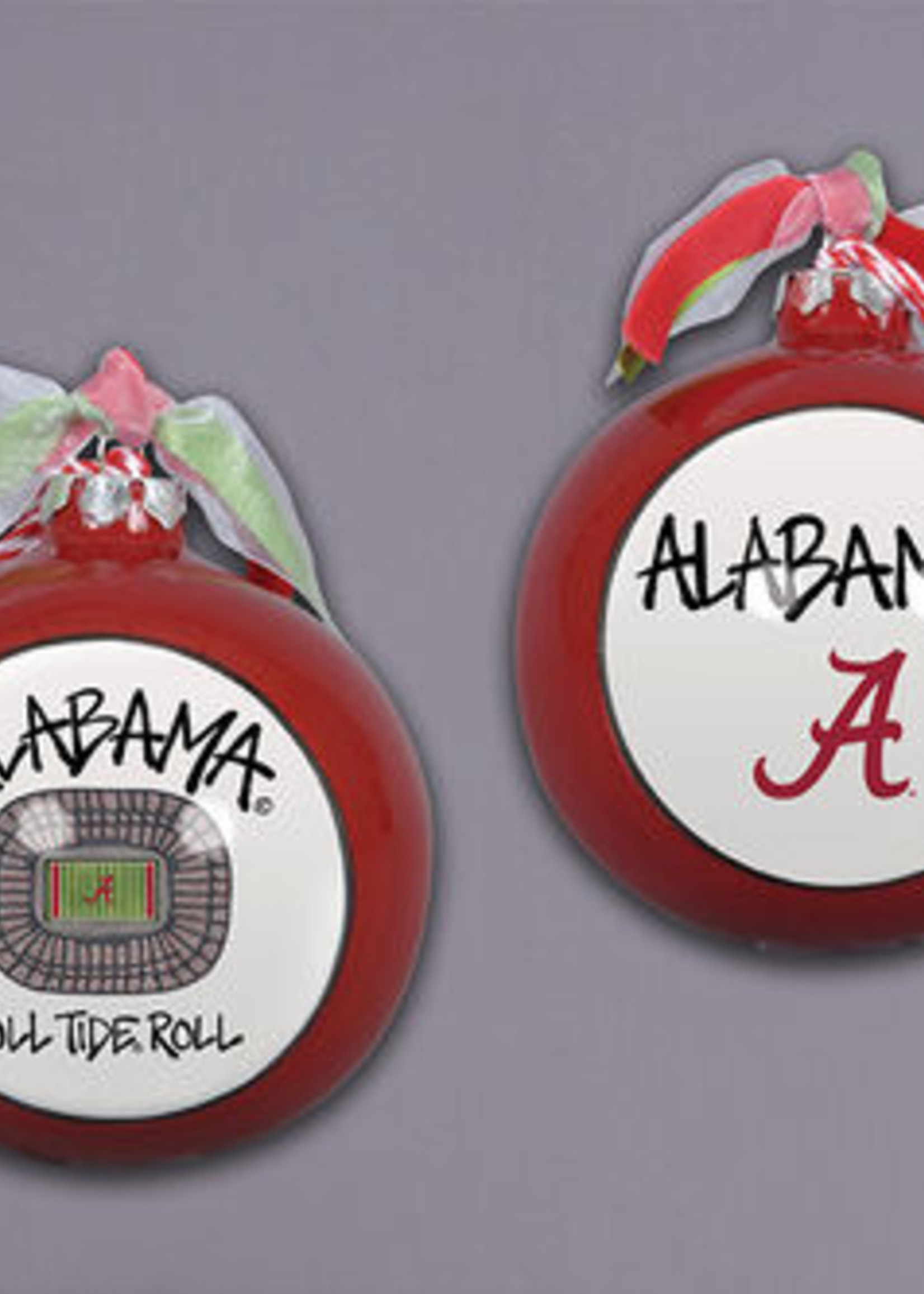 Magnolia Lane Alabama Stadium Ornament