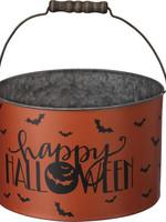 Primitives By Kathy Happy Halloween Bucket