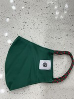 Pomchies Solid Bottle Green with Red/Green Pom Mask
