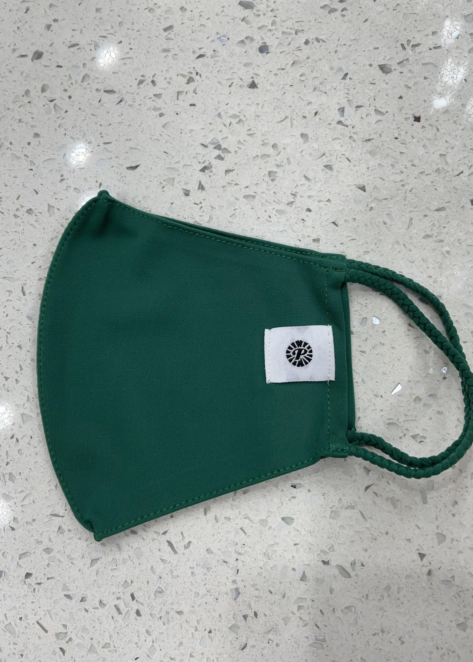 Pomchies Solid Bottle Green Pom Mask