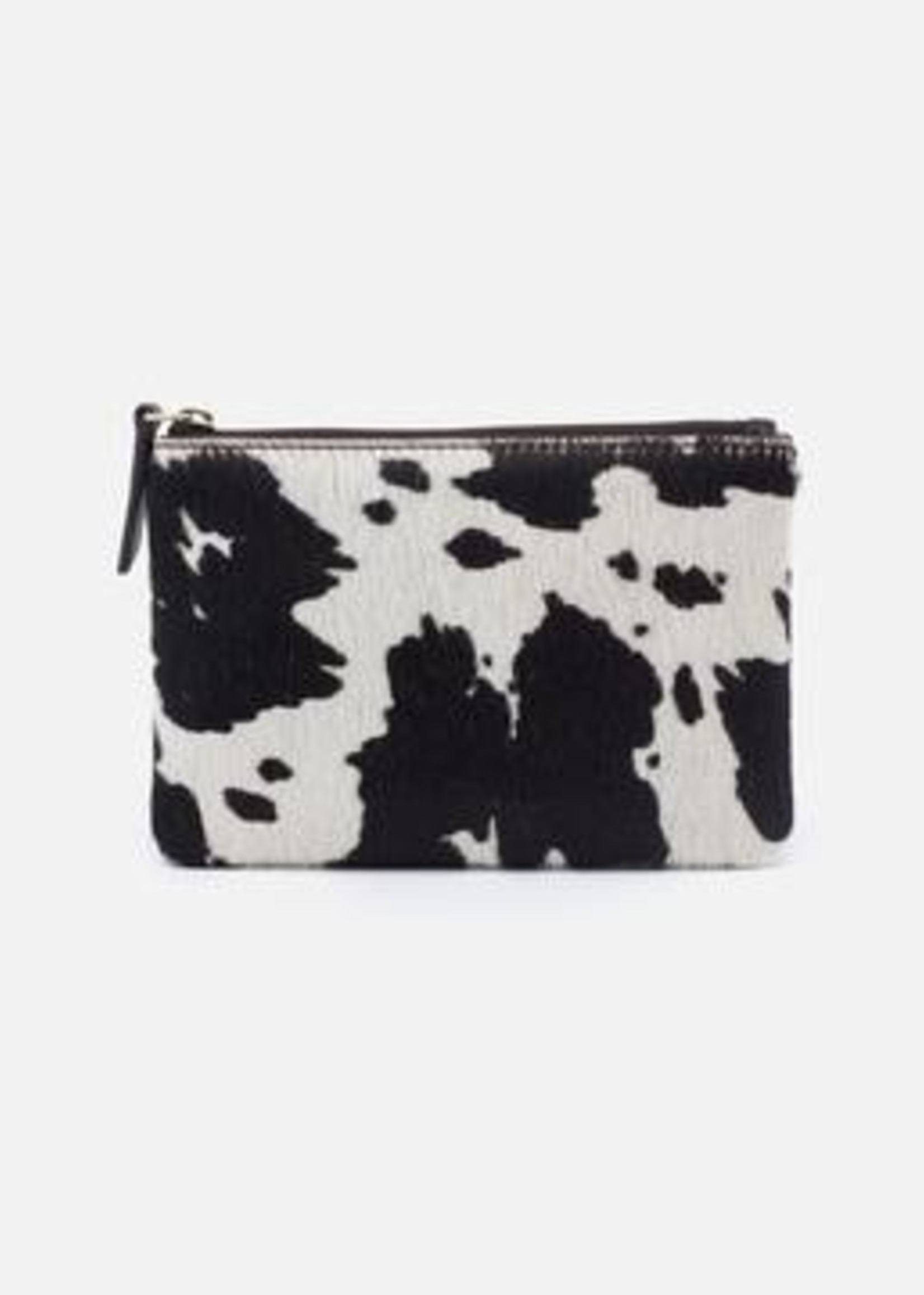 HOBO Bags Give  Small Travel Pouch Cow Print
