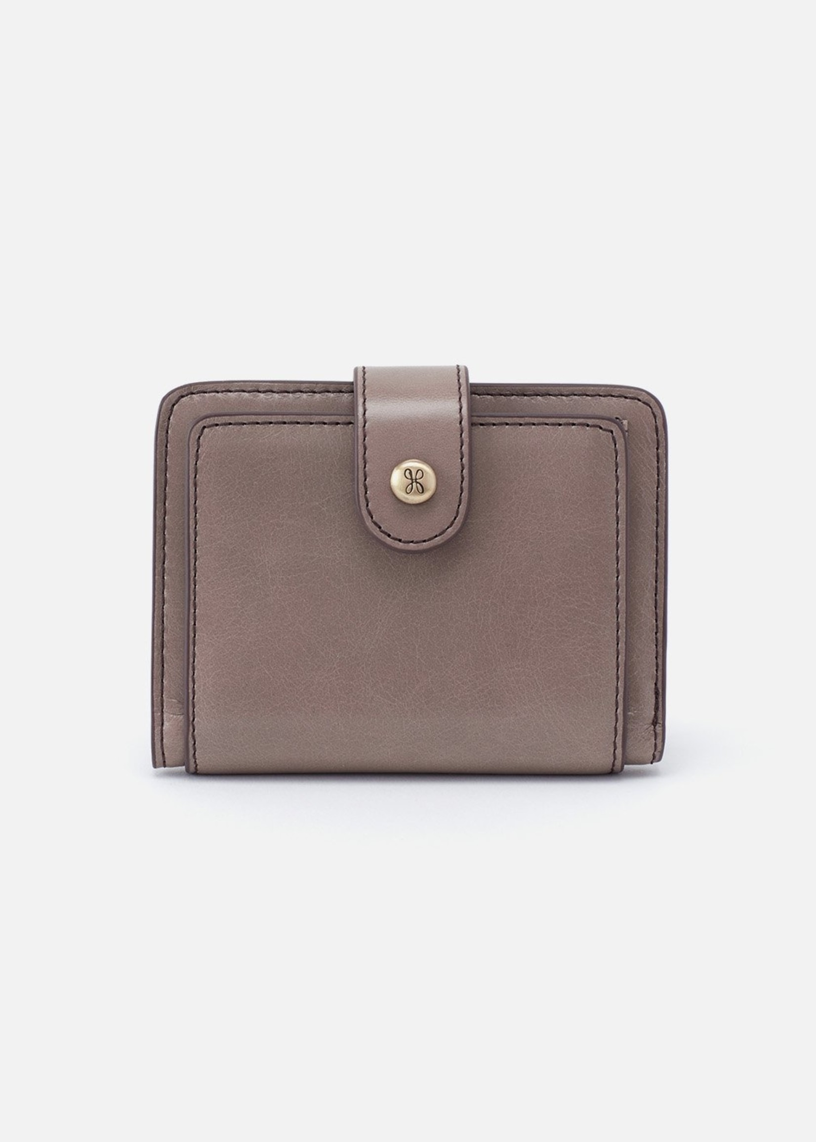 HOBO Bags Vow BiFold Wallet Ash
