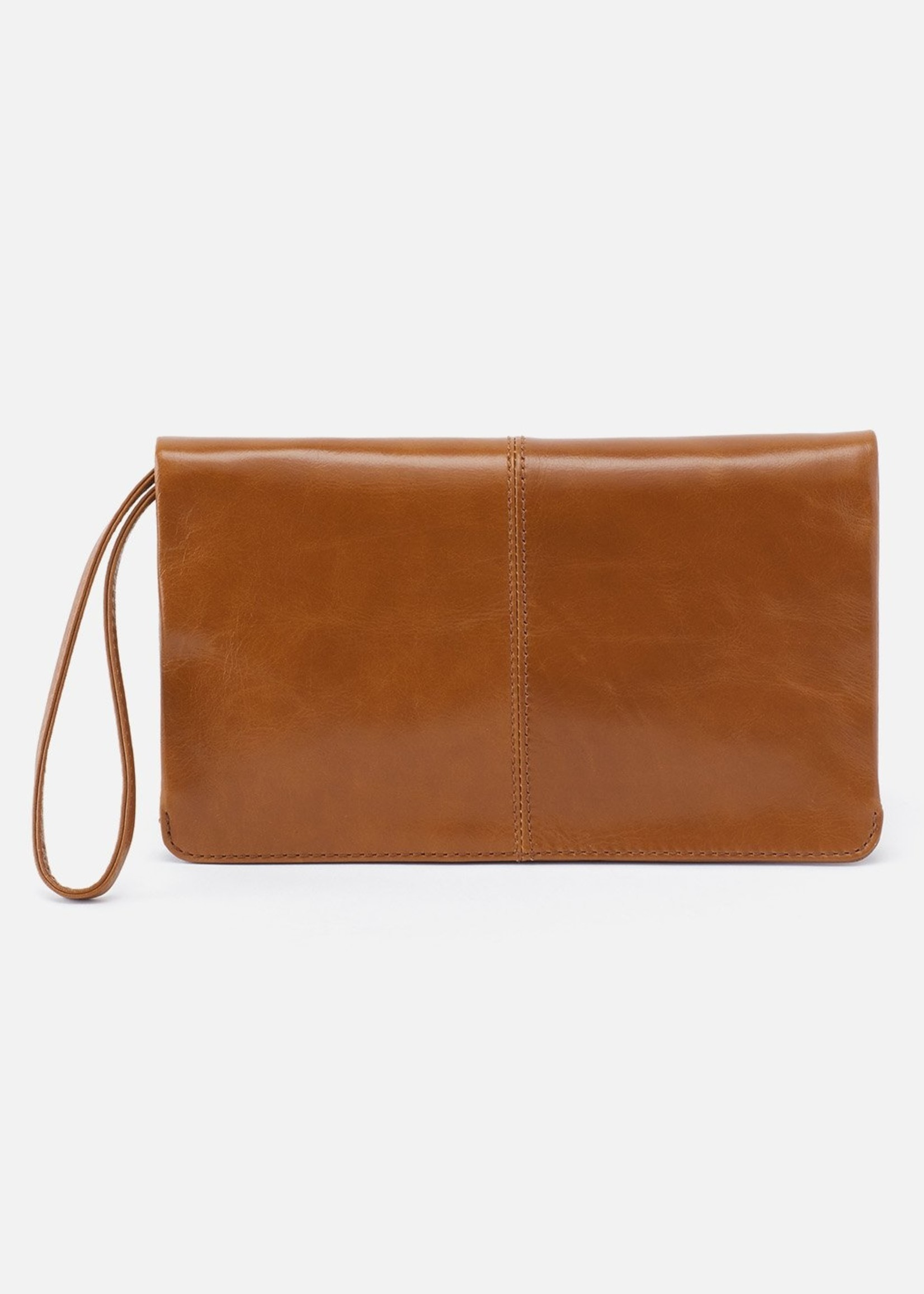 HOBO Bags Evolve Wristlet Truffle