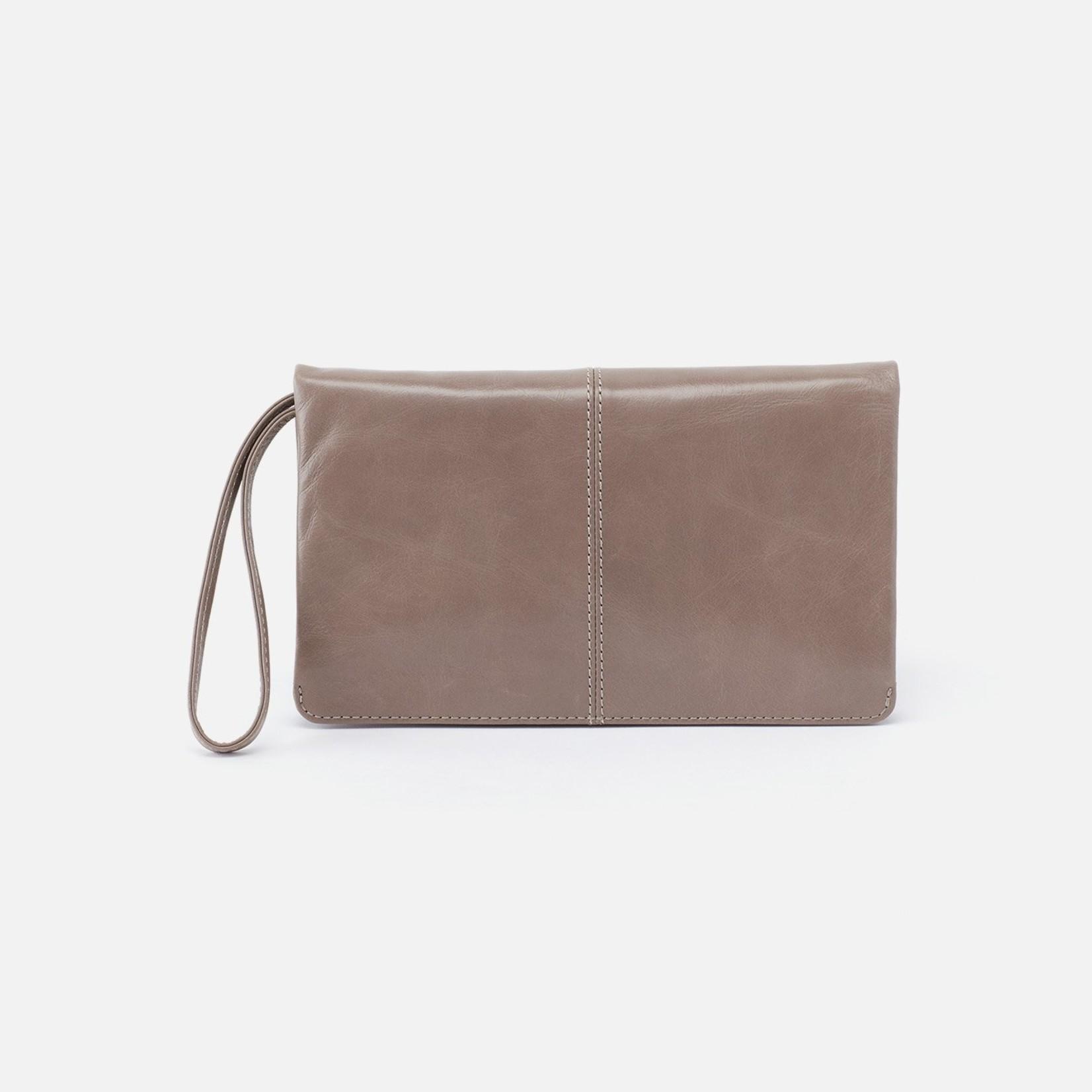 HOBO Bags Evolve Wristlet Ash
