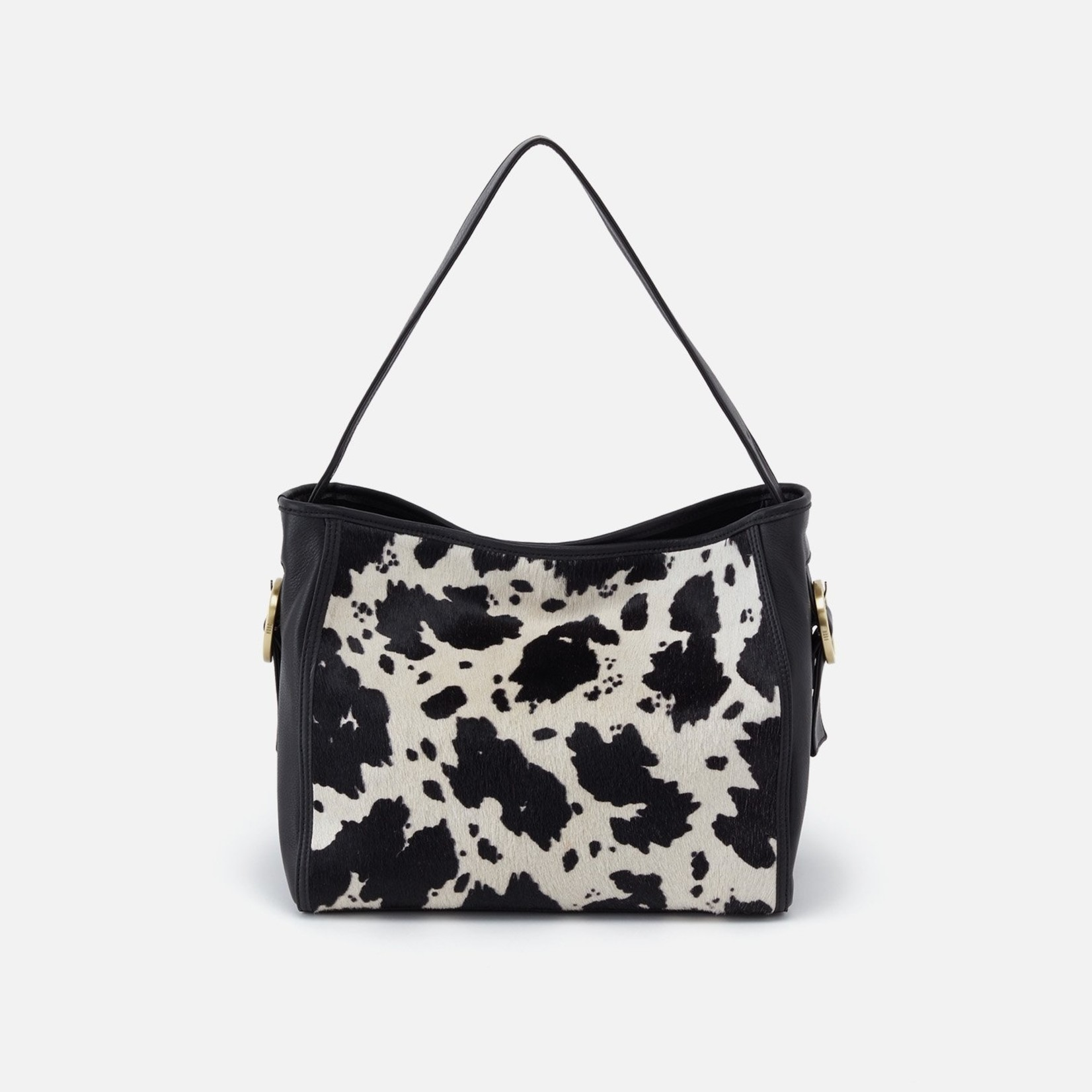 HOBO Bags Render Shoulder Bag Cow Print