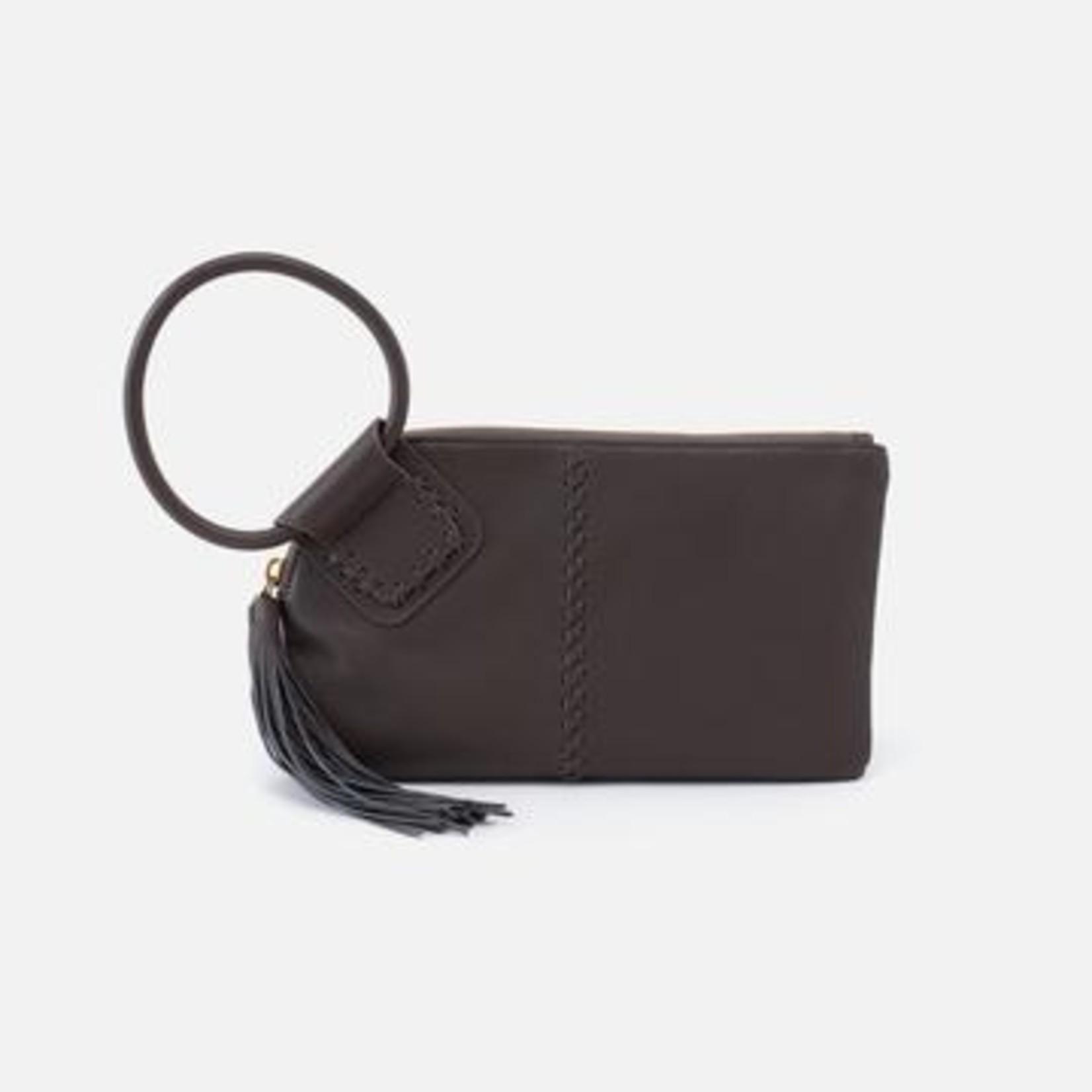 HOBO Bags Sable Wristlet Slate