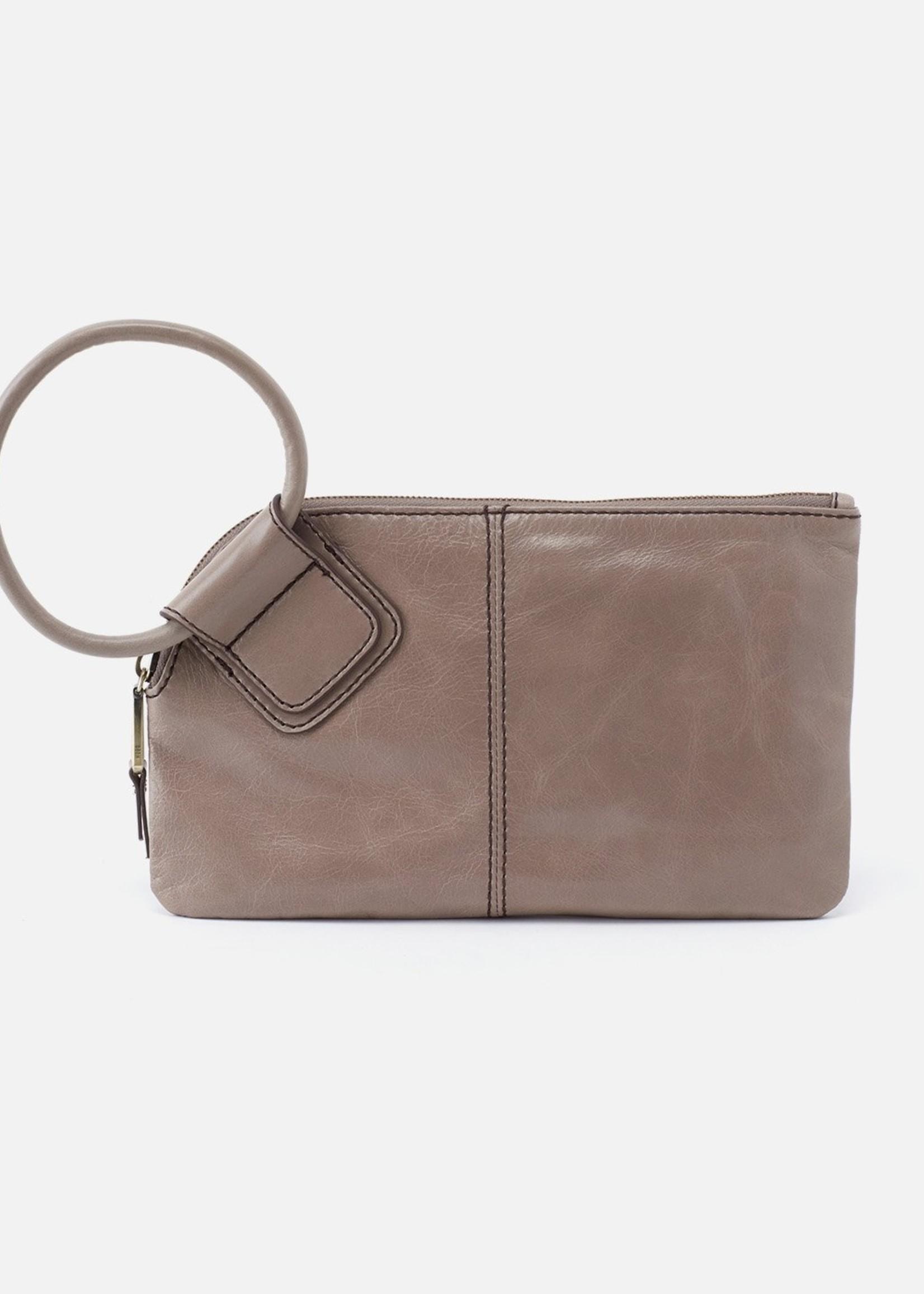 HOBO Bags Sable Wristlet Ash