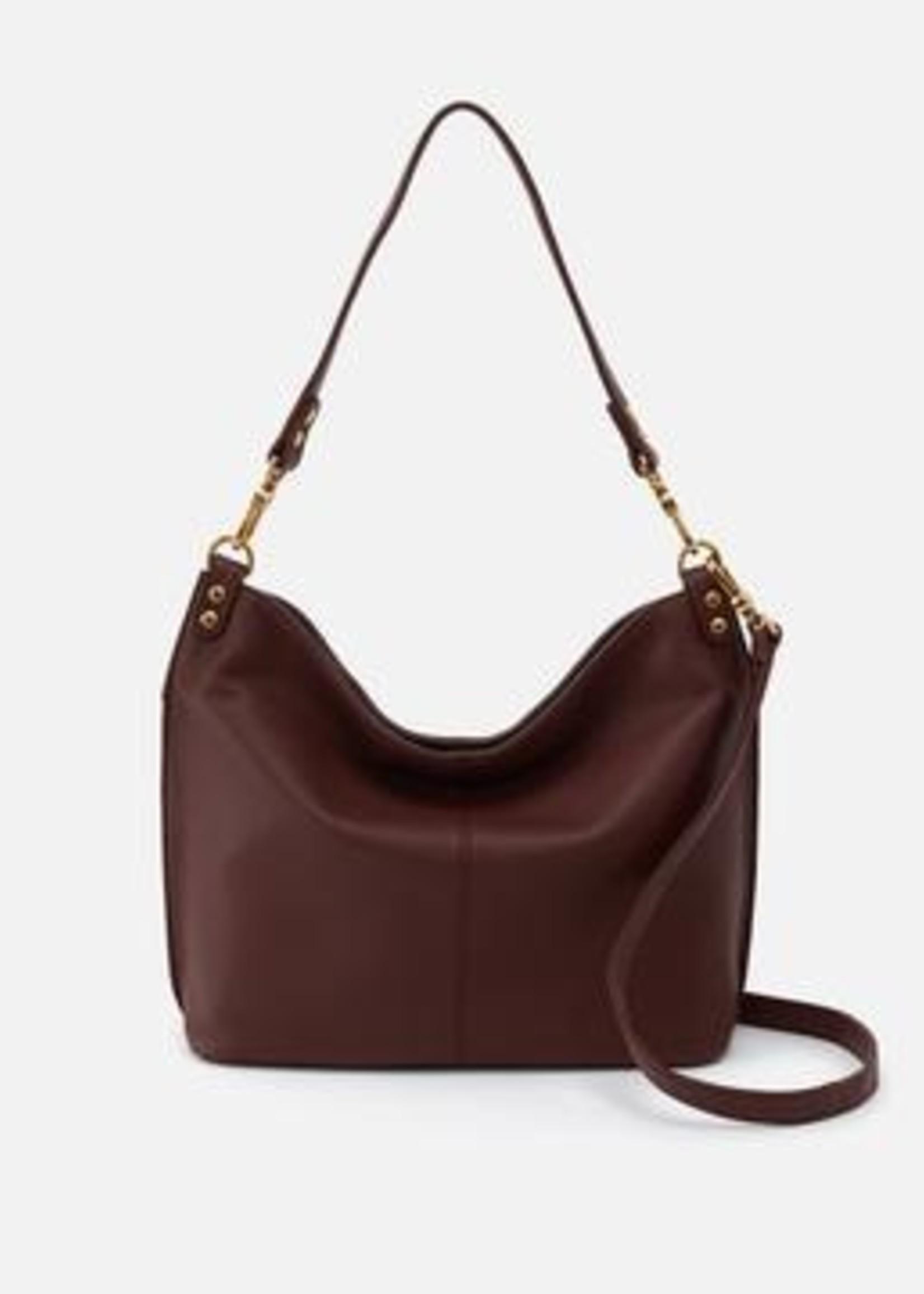 HOBO Bags Pier Shoulder Bag Mahogany