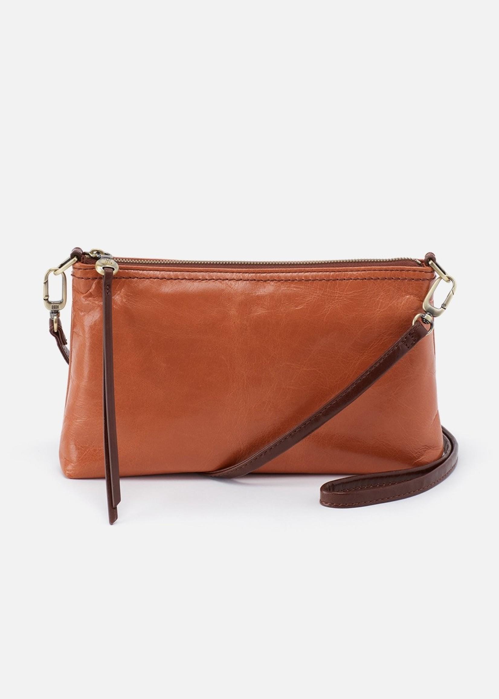 HOBO Bags Darcy Crossbody Amber