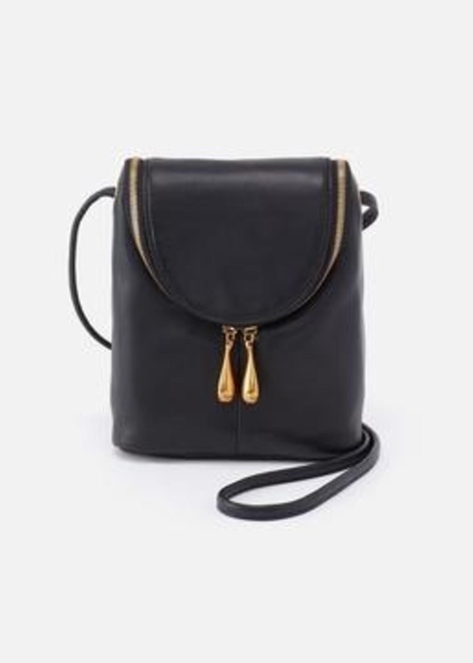 HOBO Bags Fern Crossbody Black