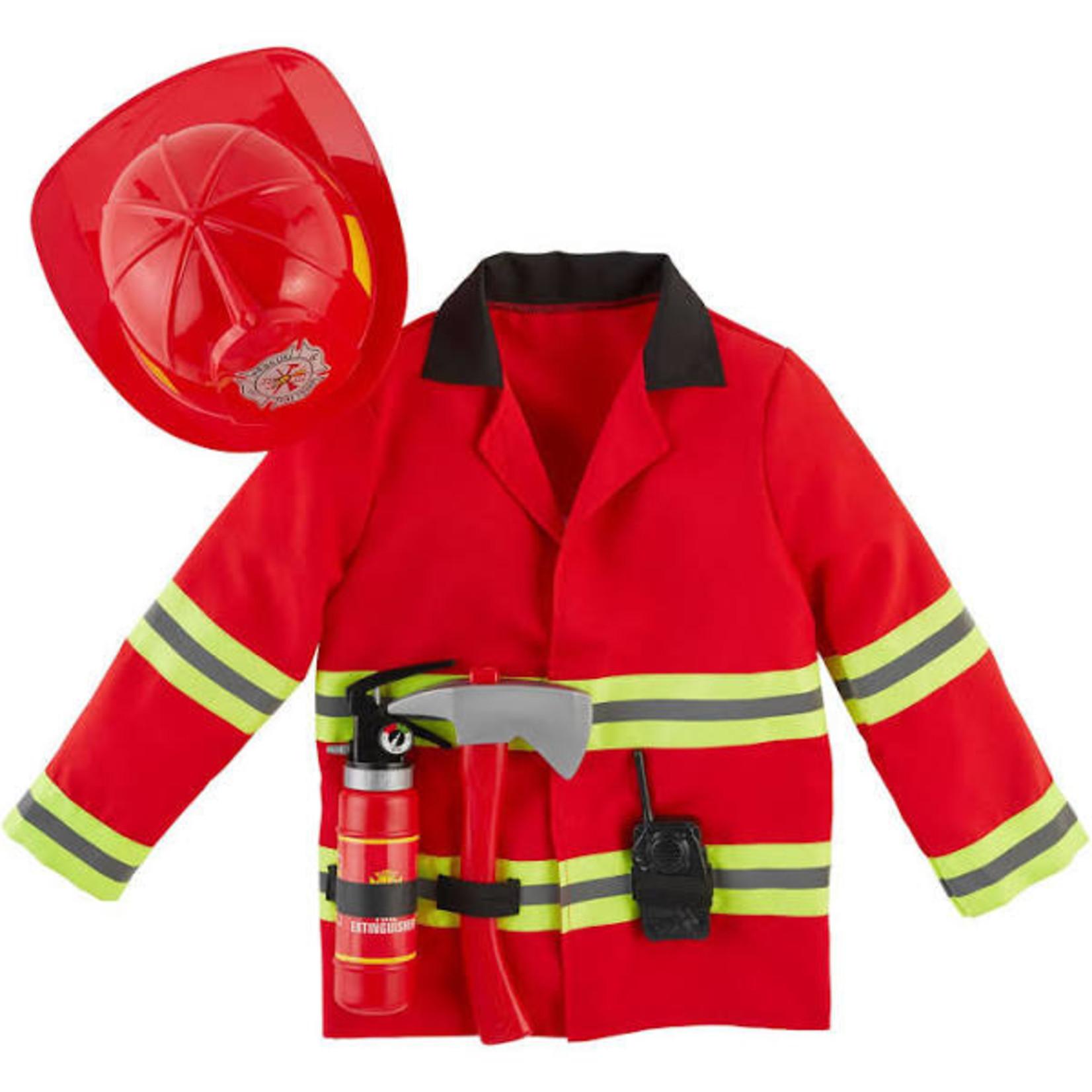 Mudpie Fire Fighter Dress Up Set