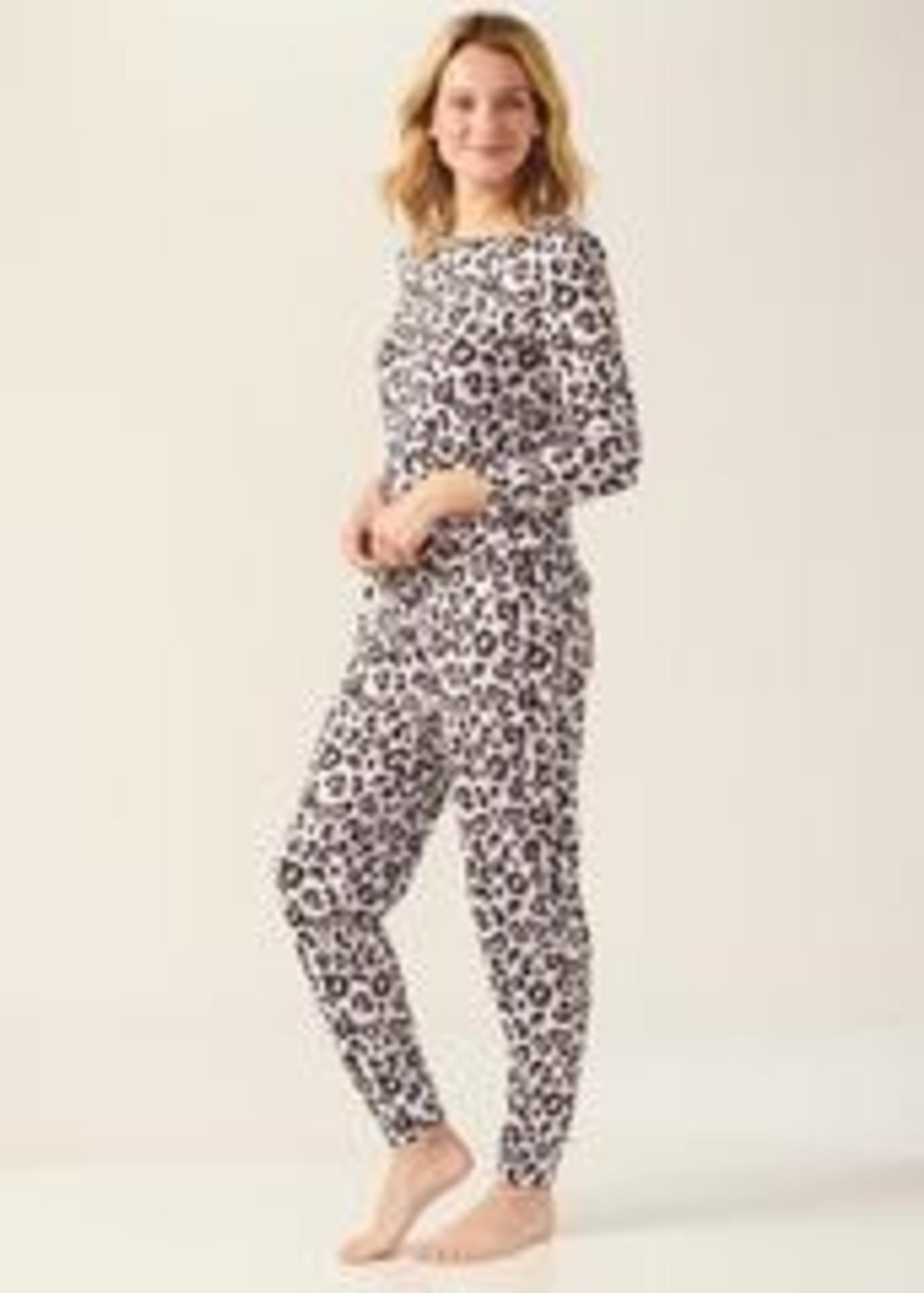 Gift Craft Leopard Pajama Bottom