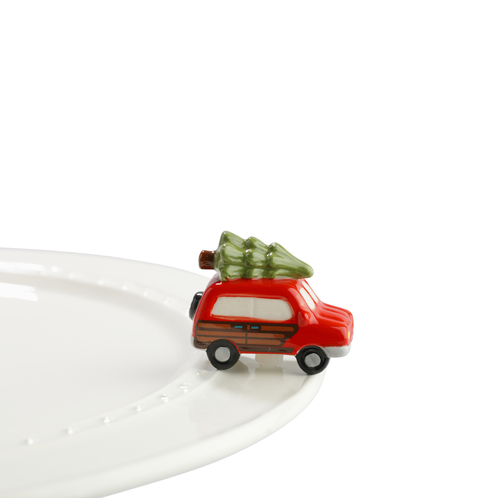 Nora Fleming Serveware JUST LIKE THE GRISWOLDS