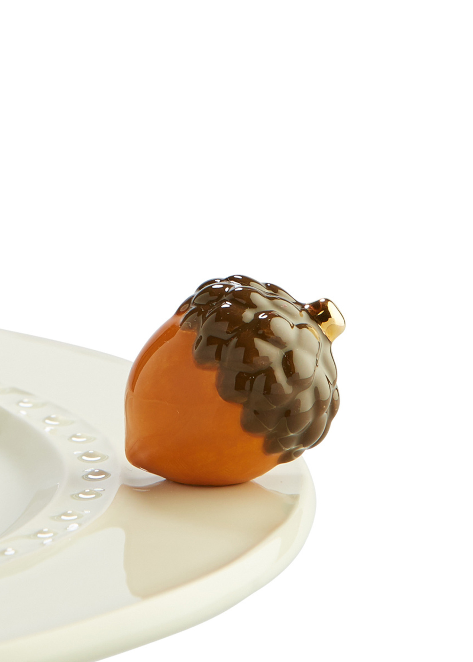 Nora Fleming Serveware NUTS ABOUT FALL