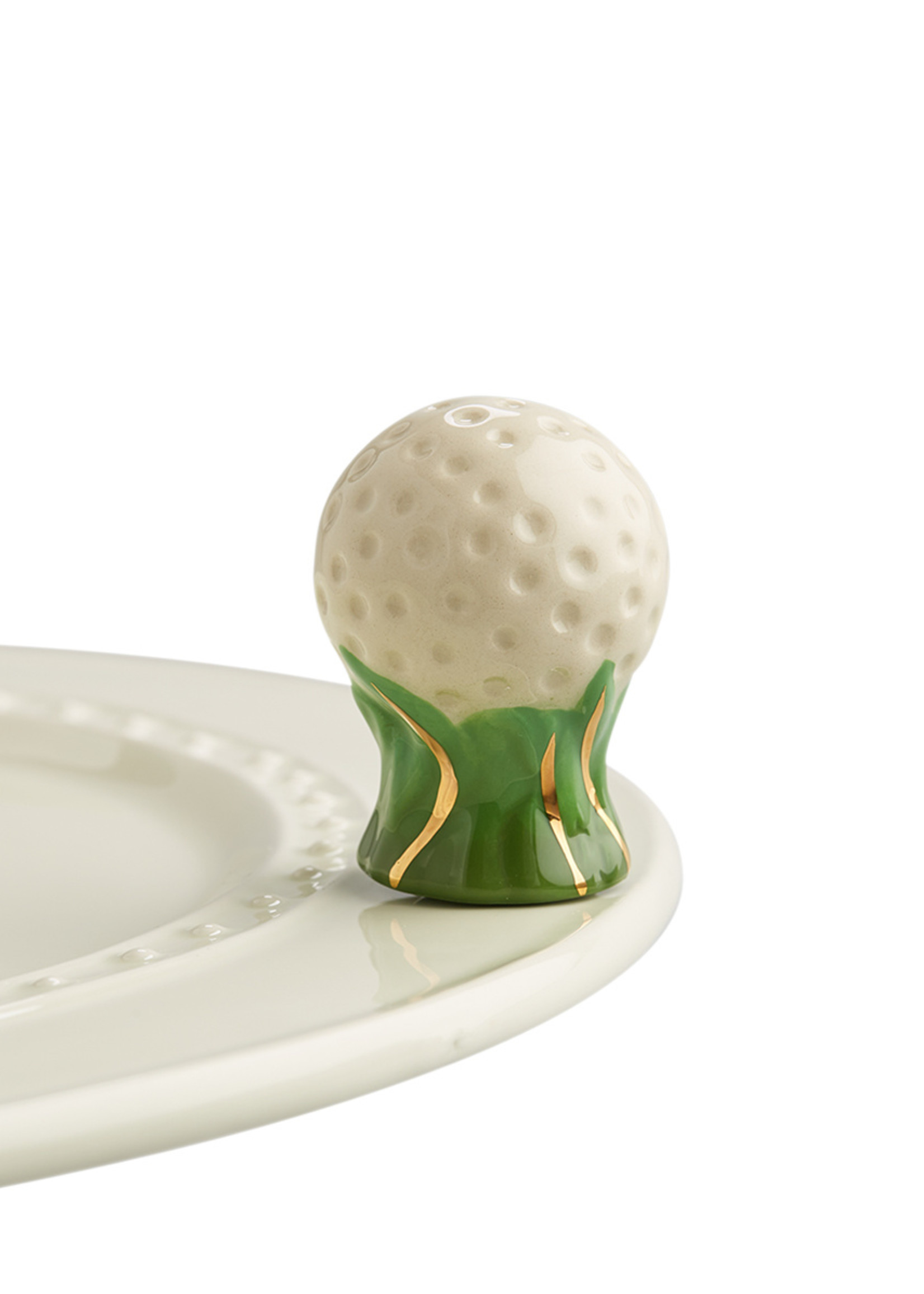 Nora Fleming Serveware HOLE IN ONE