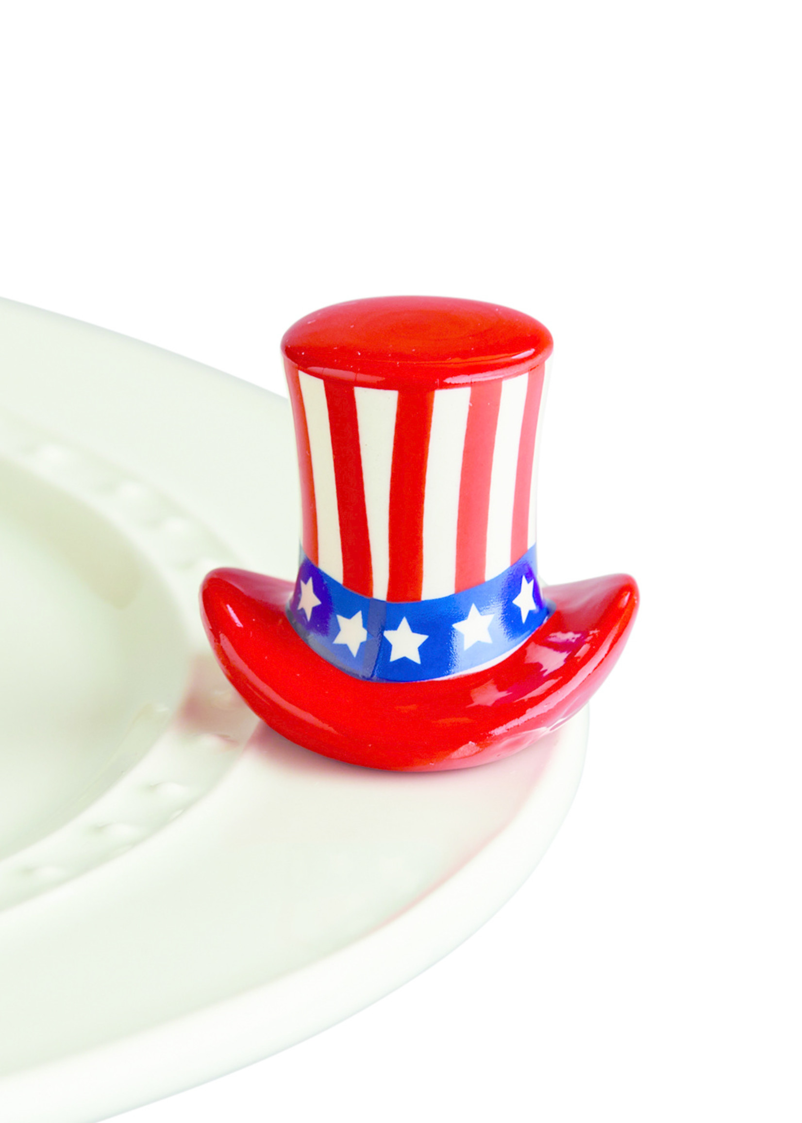 Nora Fleming Serveware HOME OF THE FREE