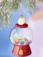 Coton Colors Bubble Gum Jar Shaped Ornament