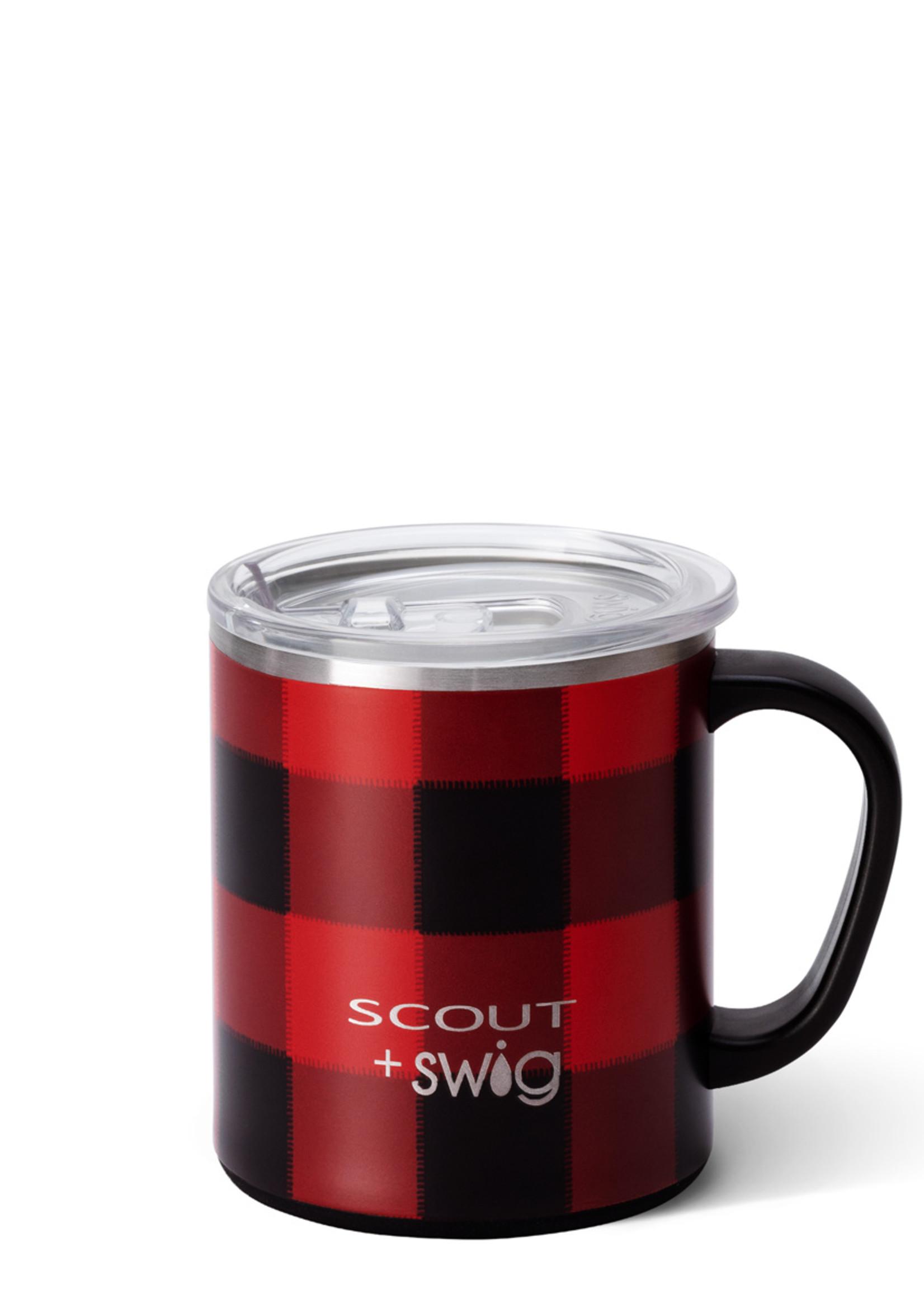 Swig Flannel No.5 Mug 12oz