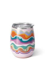 Swig Sand Art Stemless Cup 14oz