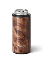 Swig BLACK WALNUT SWIG 12OZ SKINNY CAN COOLER