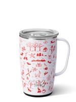 Swig SCOUT + Swig Bells on Dogtails Mug 18 oz
