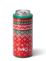 Swig Sweater Weather Skinny Can Cooler 12 oz
