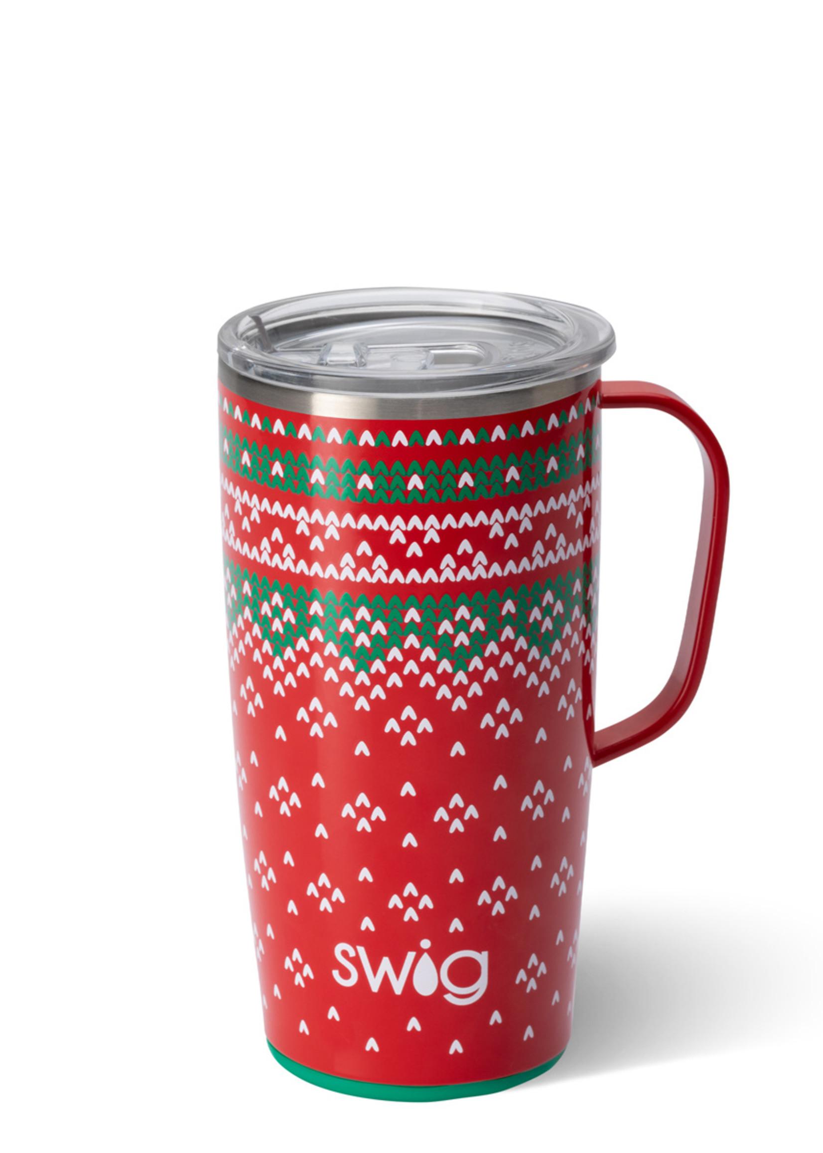 Swig Sweater Weather Mug 22 oz