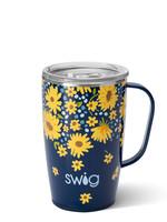 Swig Lazy Daisy Mug 18 oz