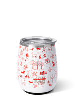 Swig SCOUT + Swig Bells on Dogtails Stemless Cup 14 oz