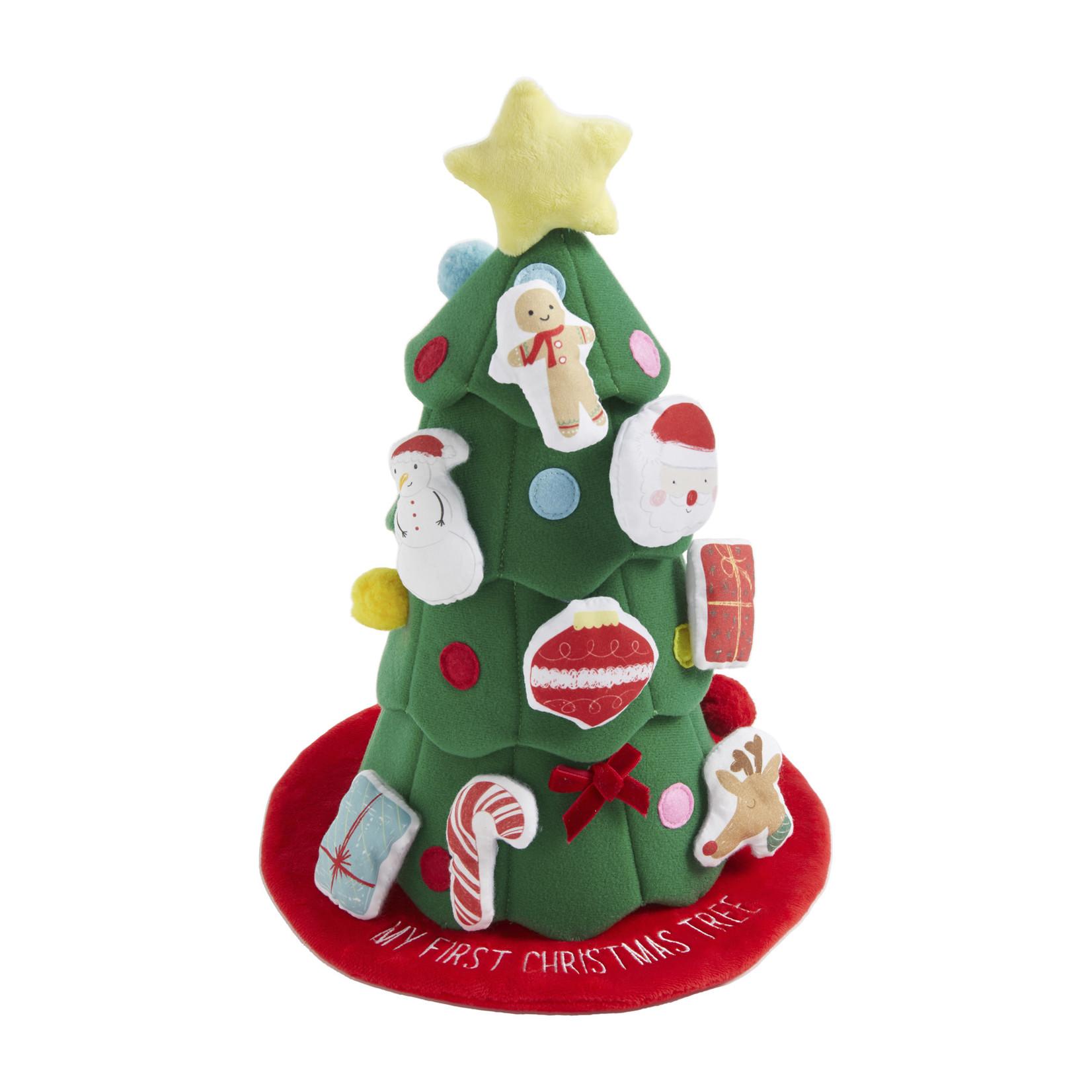 Mudpie MY FIRST CHRISTMAS TREE SET
