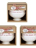 Mudpie BOXED CANDY SET